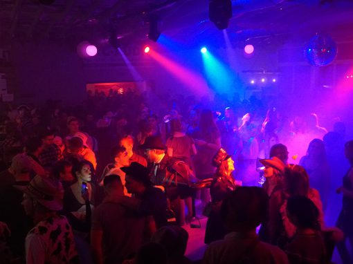 Wild West Faschingsparty Freibeweglich